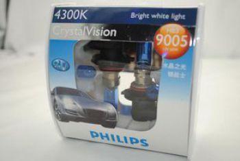 CRYSTAL VISION 9005(HB3) 4300 K