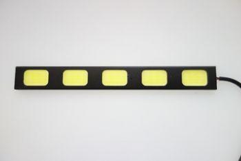 Дневные ходовые огни (DRL) COB 5 LED