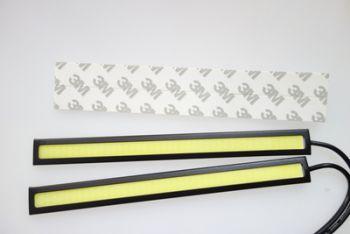 Дневные ходовые огни (DRL) COB LED 17 см