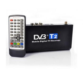 Автомобильный DVB-T2 тюнер