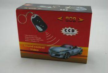 Автобрелок со скрытой камерой