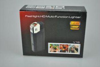 Зажигалка-камера с FULL HD