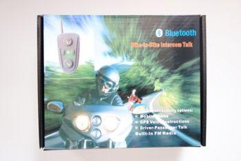 Bluetooth для мотоциклистов BT-100