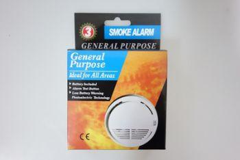 Беспроводной датчик дыма