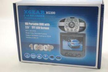 Видеорегистратор XG300