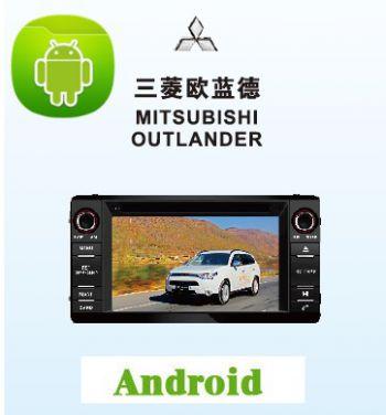 ANDROID СИСТЕМА MITSUBISHI ASX 2013