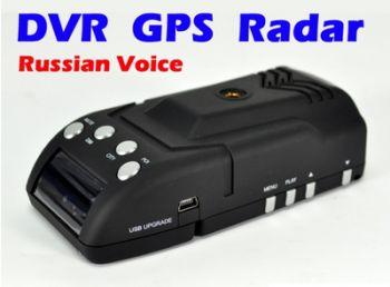 Радар-детектор с регистратором