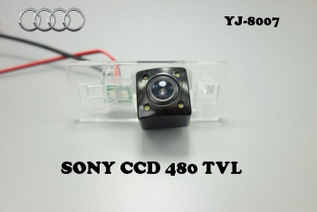Штатная камера заднего вида для AUDI A4L , TT , A5  Q5