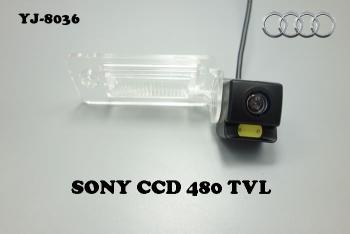 Штатная камера заднего вида для AUDI A6L , A4 , Q7  S5