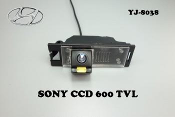 Штатная камера заднего вида для HYUNDAI IX35