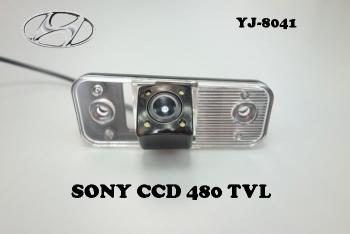 Штатная камера заднего вида для HYUNDAI SANTA FE 2006-2012