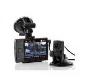 Двухкамерный регистратор S3000L.