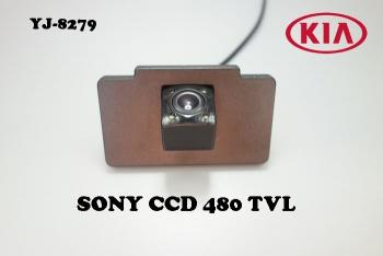 Штатная камера заднего вида для KIA CADENZA 2013
