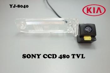 Штатная камера заднего вида для KIA NEW SPORTAGE