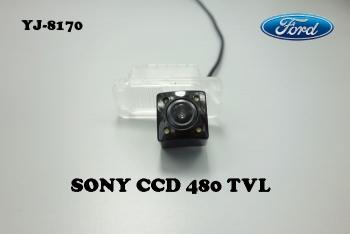 Штатная камера заднего вида для FORD MONDEO 2007-2011