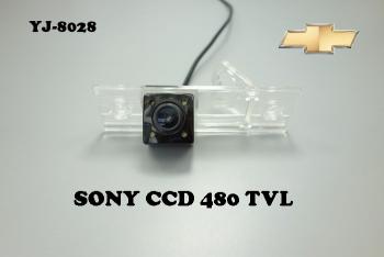 Штатная камера заднего вида для CHEVROLET CAPTIVA