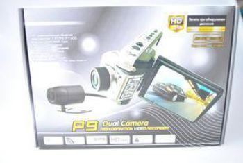 Видеорегистратор Р9 HD(Dual Camera)