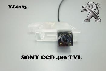 Штатная камера заднего вида для PEUGEOT 301