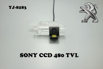 Штатная камера заднего вида для PEUGEOT 301 2013