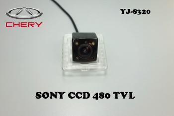 Штатная камера заднего вида для CHERY TIGGO 3 2014+