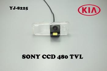 Штатная камера заднего вида для KIA NEW CARENS 2013