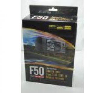Видеорегистратор F50 с G-сенсором
