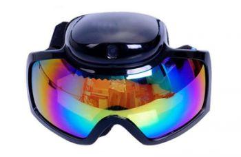 Горнолыжная маска с камерой HD