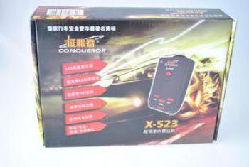 Радар - детектор Conqueror X-523