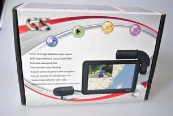 G5 - GPS навигатор 5 дюймов