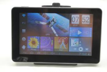GPS навигатор Android 4.0.4 экран 7' WiFi, 8Gb