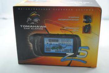 Автосигнализация Tomahawk Z5