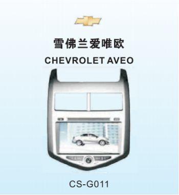 Головное устройство CHEVROLET AVEO 2012