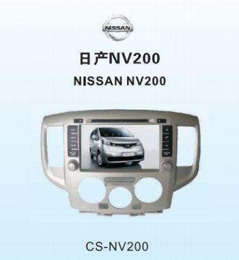 Головное устройство NISSAN NV200