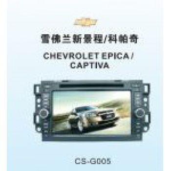 Головное устройство CHEVROLET EPICA