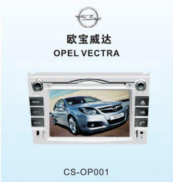 Головное устройство OPEL ASTRA VECTRA
