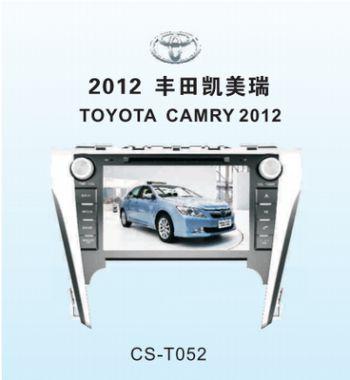 Головное устройство TOYOTA CAMRY 2012