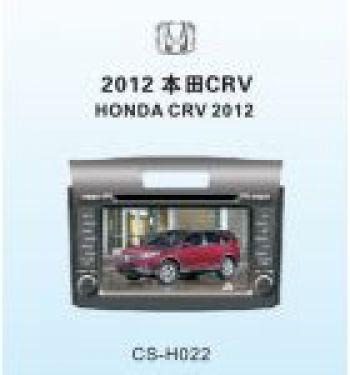 Головное устройство HONDA CRV 2012