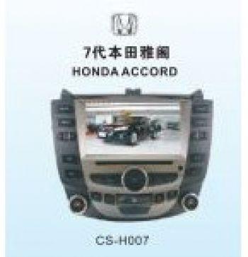 Головное устройство HONDA ACCORD 7