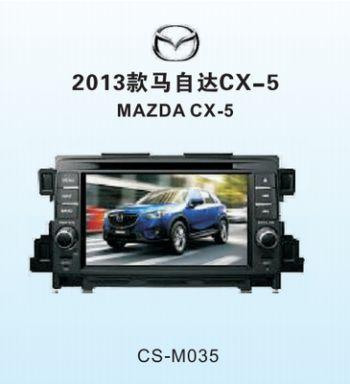 Головное устройство MAZDA CX-5