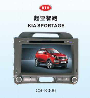 Головное устройство KIA SPORTAGE 2010