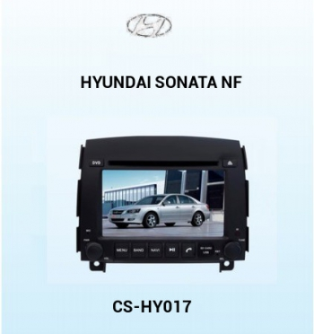 Головное устройство HYUNDAI SONATA NF