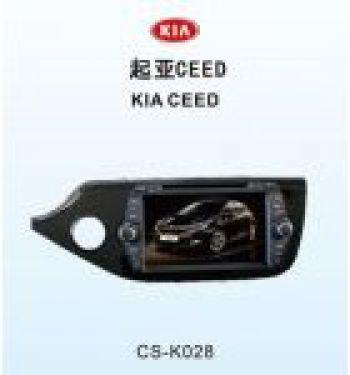 Головное устройство для KIA CEED 2012