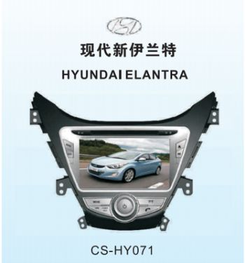 Головное устройство для HYUNDAI ELANTRA
