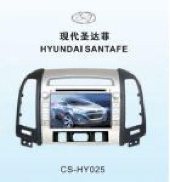Головное устройство HYUNDAI SANTA FE