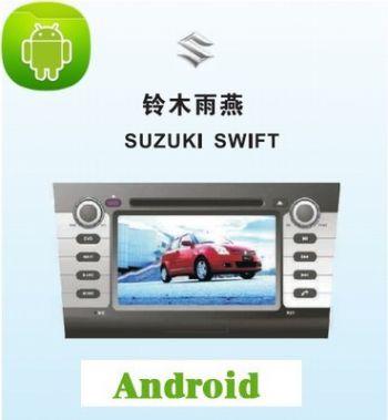 ANDROID СИСТЕМА SUZUKI SWIFT 2004-2010