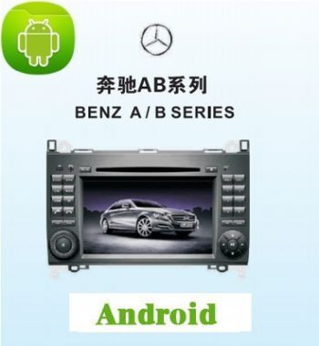 ANDROID СИСТЕМА BENZ A class W169