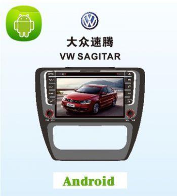 ANDROID СИСТЕМА VW SAGITAR 2013