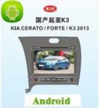 ANDROID СИСТЕМА KIA CERATO K3 FORTE 2013-