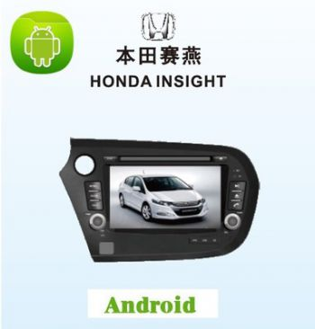 ANDROID СИСТЕМА HONDA Insight 2010