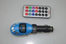 Автомобильный MP3 модулятор